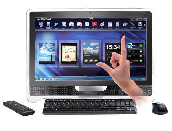 MSI AE2280 Wind Top All-in-One Touchscreen PC