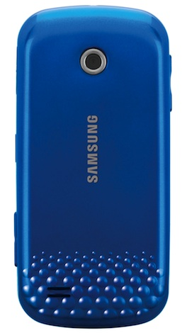 Samsung Eternity II SGH-A597 Cell Phone - Back