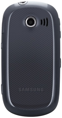 Samsung SGH-A927 Flight II Cell Phone - Back