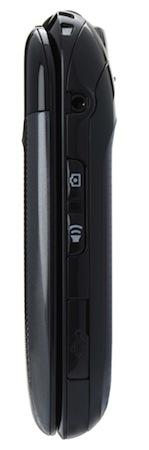 Samsung Gusto SCH-U360 Cell Phone - Side