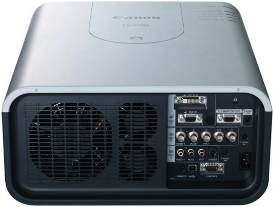 Canon LV-7590 Multimedia Projector