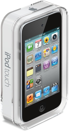 Apple iPod touch (2010) MP3 Player Packaging