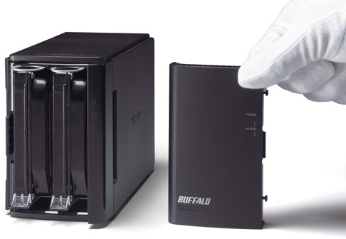 Buffalo DriveStation Duo External Hard Drive