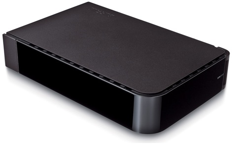 Buffalo DriveStation Axis External Hard Drive
