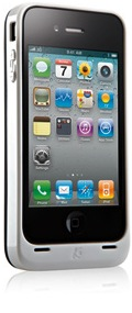 Kensington K39287US PowerGuard Battery Case with Card Stand for iPhone