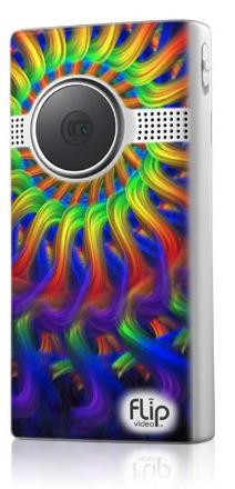 Flip Video MinoHD Pocket Camcorder