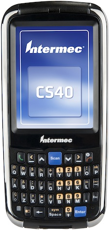 Intermec CS40 Rugged Mobile Computer