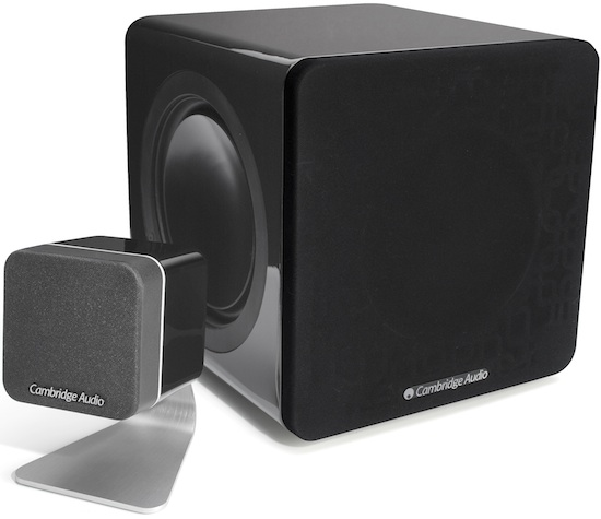Min10 with X200 Subwoofer