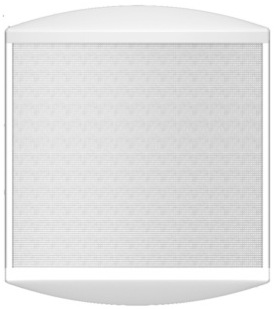 BG Radia IC-201 In-Ceiling LCR Speaker with grill