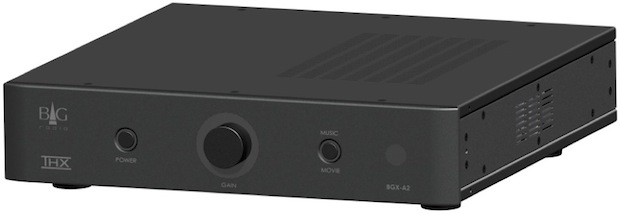 BG Radia BGX A2 Subwoofer Amplifier with DSP