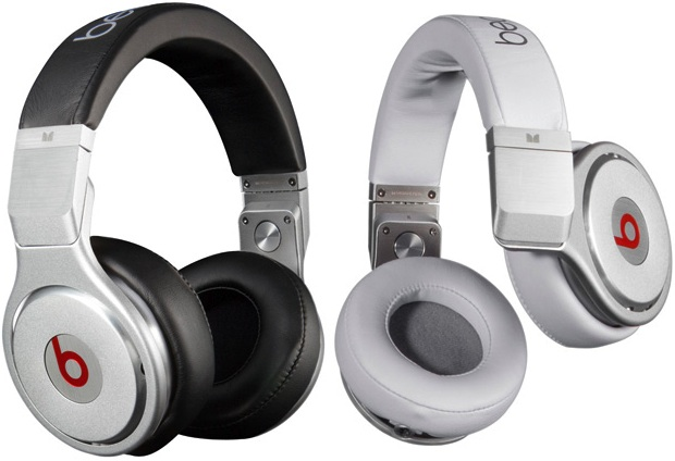 Monster Beats Pro by Dr. Dre Headphones - White or Black