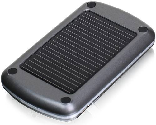 IOGEAR GBHFK331 Solar Bluetooth Caller Announce Hands-Free Car Kit