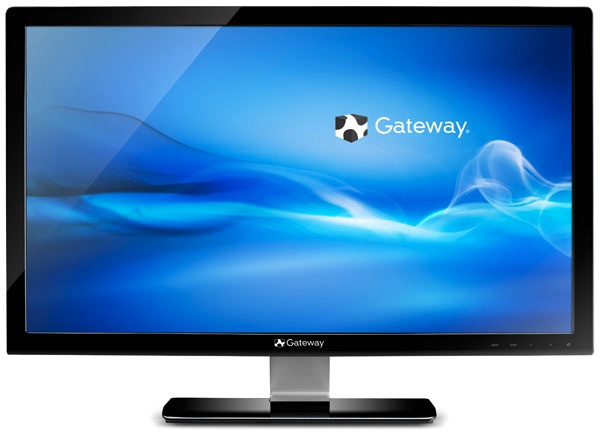 Gateway FHX2402L and FHX2152L LED LCD Monitors