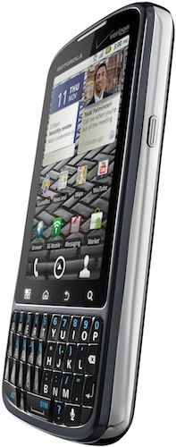 Motorola DROID Pro Smartphone - Right