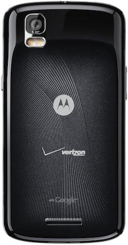 Motorola DROID Pro Smartphone - Back