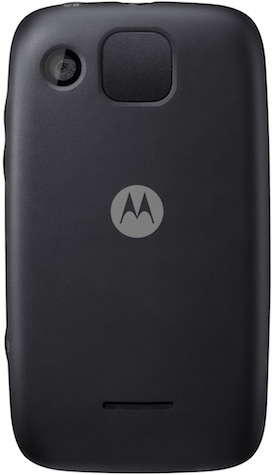 Motorola CITRUS Smartphone - Back