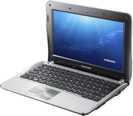 Samsung NF310 Netbook - Front
