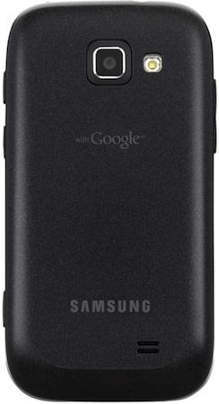 Samsung Transform SPH-M920 Smartphone - Back