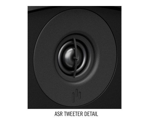 Aperion Audio Verus Grand Speakers - Tweeter detail