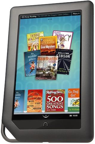Barnes & Noble NOOKcolor eReader Tablet
