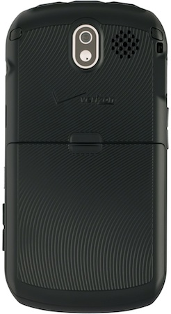 Pantech Crux Cell Phone - Back