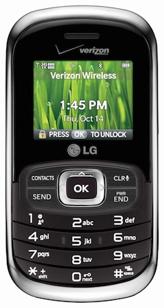 LG Octane Cell Phone - Front
