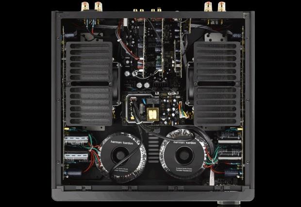Усилитель harman/kardon hk 990