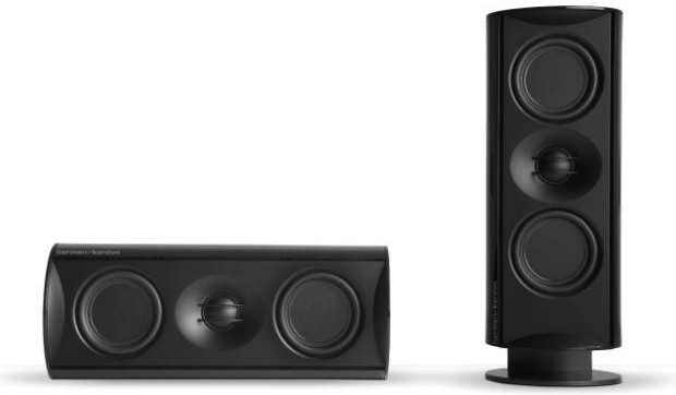 Harman Kardon HKTS 60 Home Theater Speakers