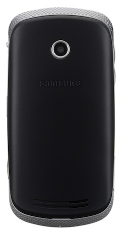 Samsung SGH-A817 Solstice II Cell Phone - Back