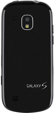 Samsung SCH-i400 Continuum Galaxy S Smartphone - Back