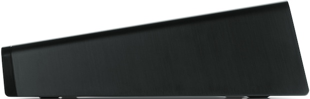 Olive O6HD Audiophile Music Server - Black - Side