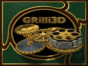 GRilli3D 3D Stereo Gears Image