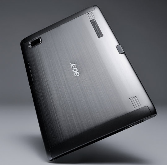 Acer Tablet Back