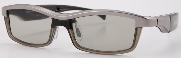 LG 3D Glasses by Alain Mikli