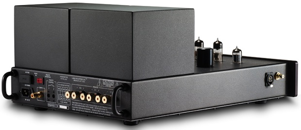 LAMM Industries ML2.2 Tube Amplifier - Back