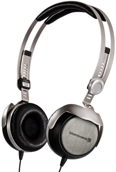 Beyerdynamic Tesla T50p Portable Headphones