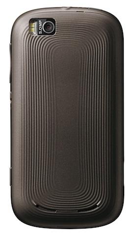 Motorola CLIQ 2 Smartphone - Back