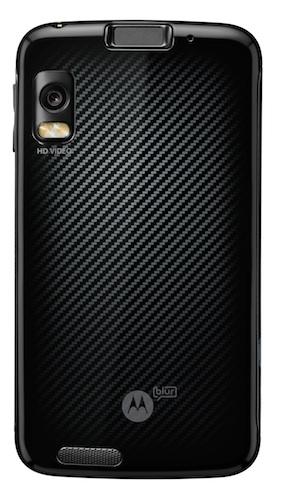 Motorola ATRIX 4G Smartphone - Back