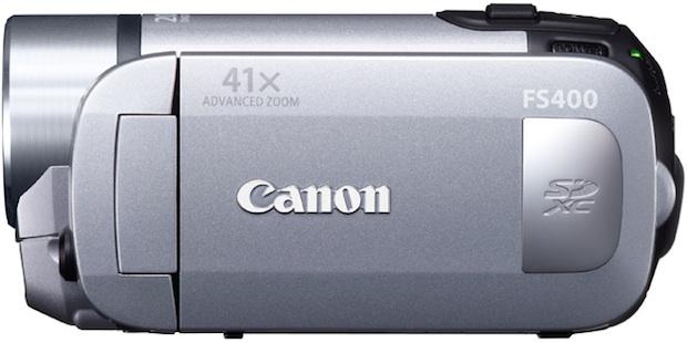 Canon FS400 Camcorder