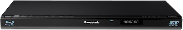 Panasonic DMP-BDT110 Blu-ray Disc 3D Players