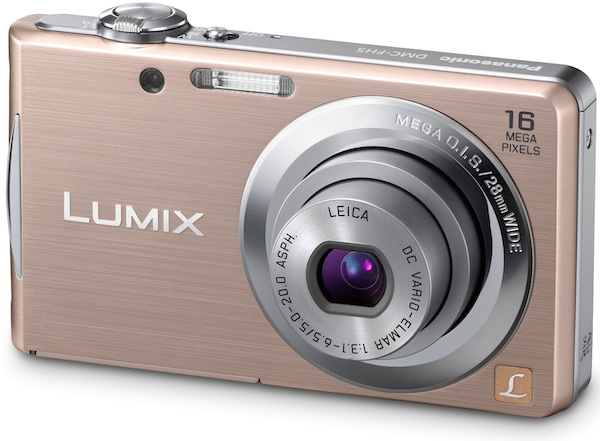 Panasonic DMC-FH5 Lumix Digital Camera
