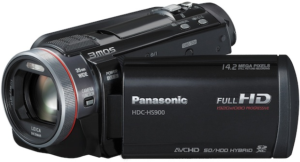 Panasonic HDC-HS900 Camcorder