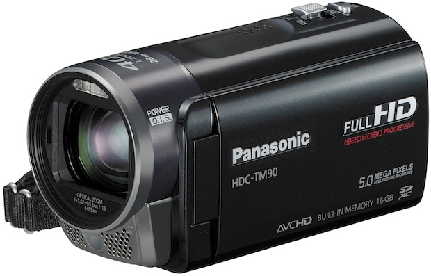 Panasonic HDC-TM90 Camcorder
