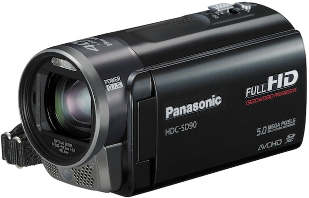 Panasonic HDC-SD90 Camcorder