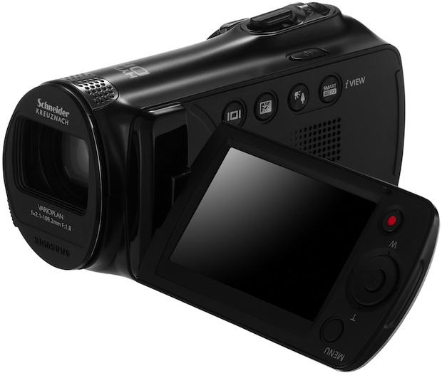 Samsung SMX-F53 SD Camcorders
