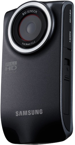 Samsung HMX-P300 Pocket HD Camcorder