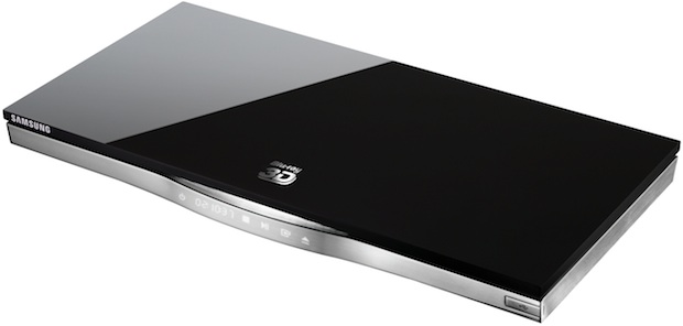 Samsung BD-D6500 Blu-ray Disc 3D Player