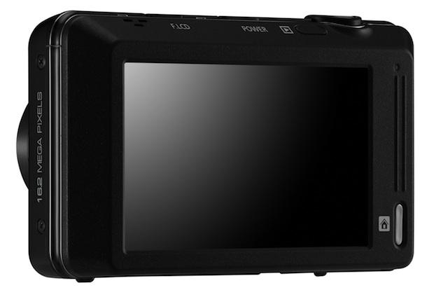 Samsung ST700 DualView Digital Camera - Back