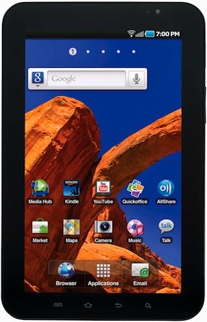 Samsung Galaxy Tab WiFi-only Tablet