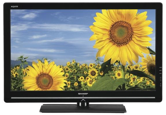 Sharp AQUOS LC-32LE430U LCD HDTV